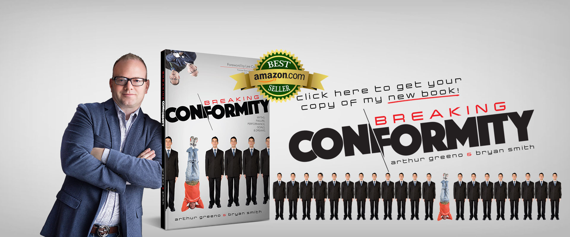 Get your copy of Breaking Conformity today!